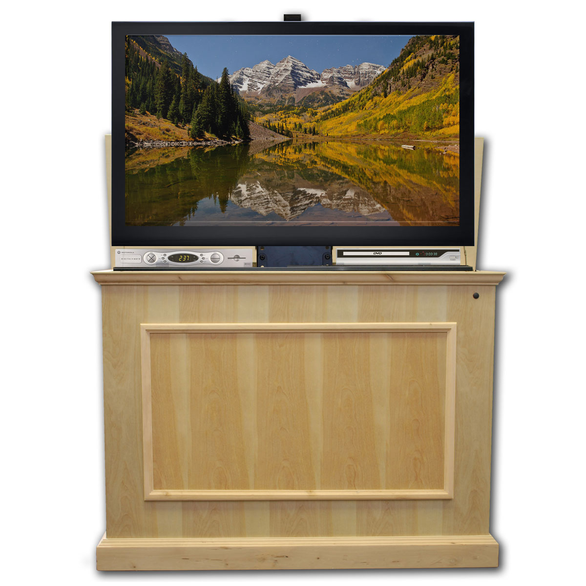cabinet different tv lift fibi wood ideas size of ltd home