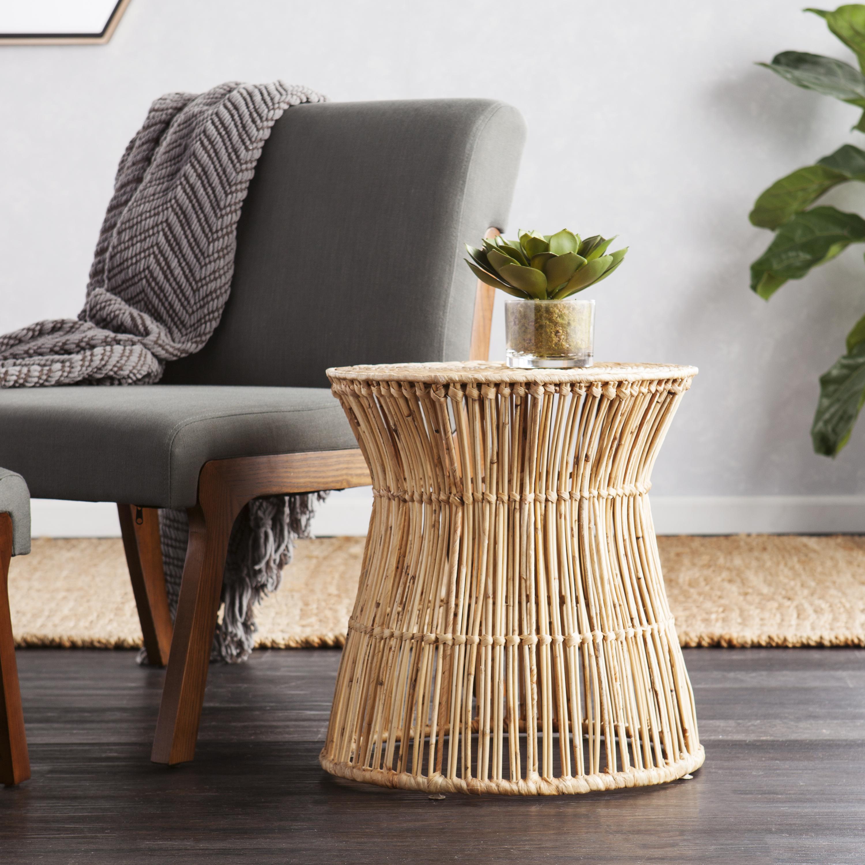 Landscape Lighting Ocala Fl: Holly & Martin Ocala Hyacinth Accent Table/Stool