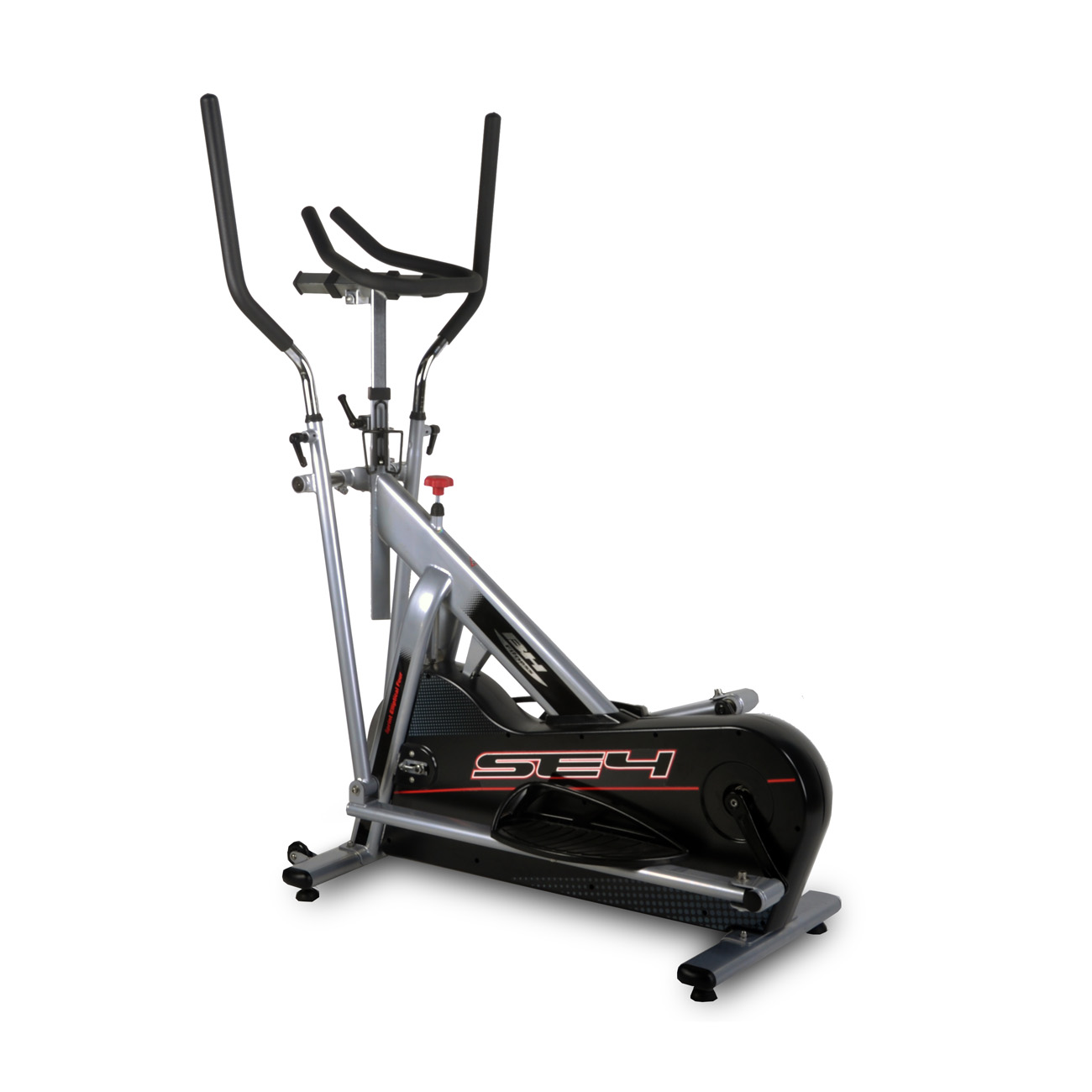 bh fitness se4 elliptical indoor cycle cross trainer. Black Bedroom Furniture Sets. Home Design Ideas