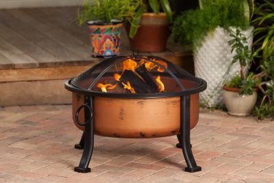 Lumina Wood Burning Fire Pit