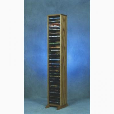110-4 DVD Storage Cabinet