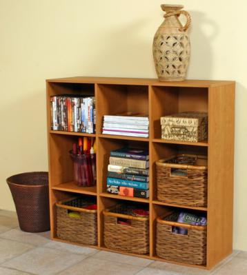 Project Center Bookcase oak