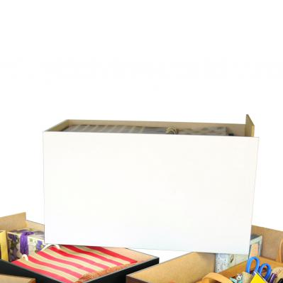 Project Center Drawer-Set of 3 white