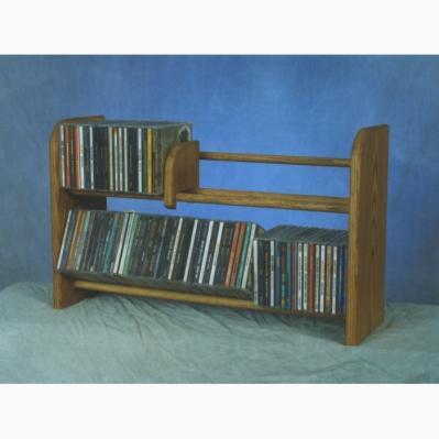 201-Long CD Rack