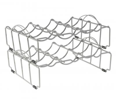 Atlantic Cart System Wire Wine Bottle Rack