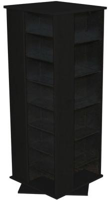 Revolving Media Tower 900 black