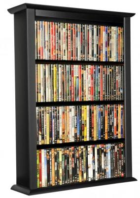 Wall Mounted Cabinet-Single black