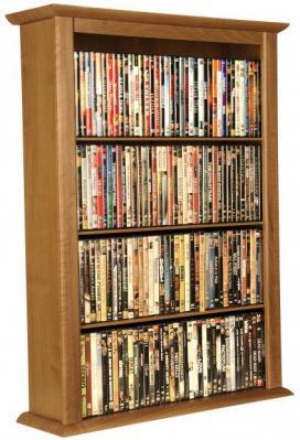Wall Mounted Cabinet-Single oak