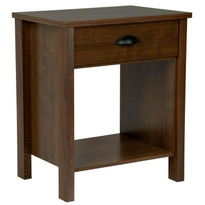 Nouvelle Night Stand walnut