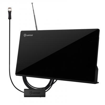 Antop Flat Digital HDTV Antenna - 40-50 Miles