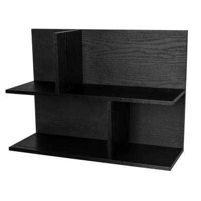 Atlantic Infiniti Modular Shelf 2 pack Black