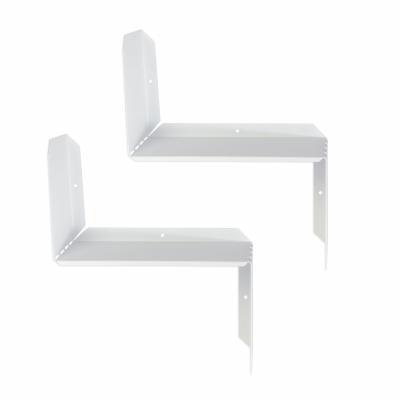Atlantic Flex Short-Sleeve Shelf 2 Pack White