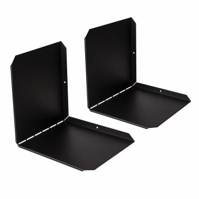 Atlantic Flex V Shelf 2 Pack Black