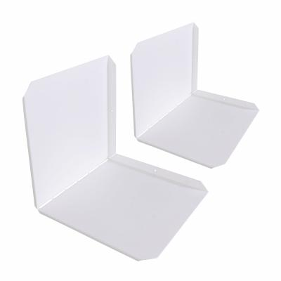 Atlantic Flex V Shelf 2 Pack White