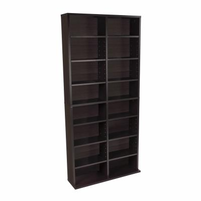 Media Cabinet 464Cd/228DVD Espresso