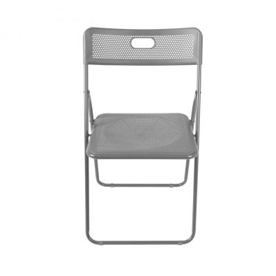 Honeycomb Folding Chair, Moon Mist