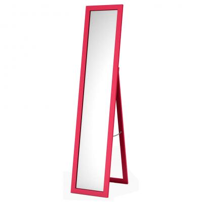 Accent Mirror, Red
