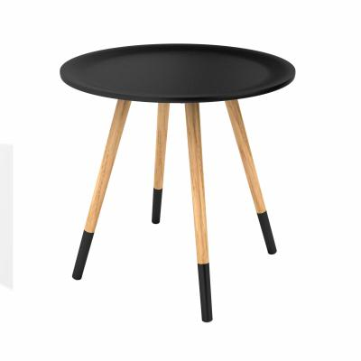 Sticks Side Table In Black