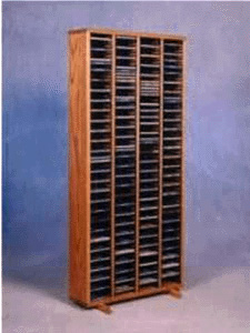 409-4 CD Cabinet