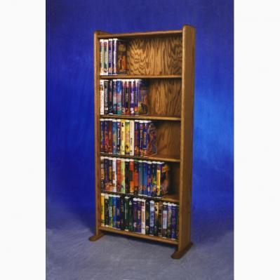 507 DVD-VHS Cabinet