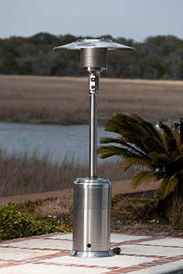 Stainless Steel Pro Series Patio Heater
