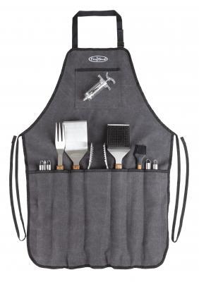 Elite Stainless Steel BBQ Tool Set