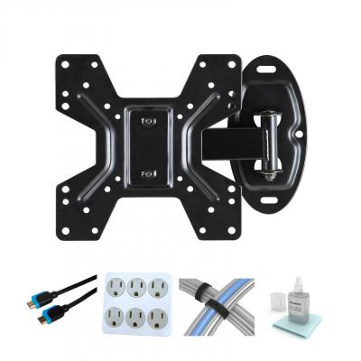 Atlantic Full-Motion TV Wall Mount Kit 10