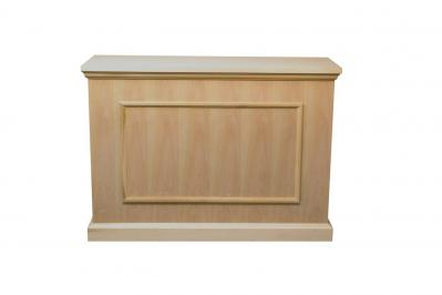 Mini Elevate Unfinished TV Lift Cabinet for 46