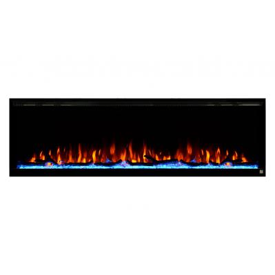 Sideline Elite 72 inch Recessed Electric Fireplace