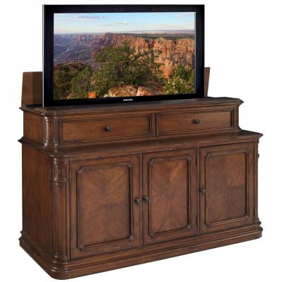 Pacifica TV Lift Cabinet