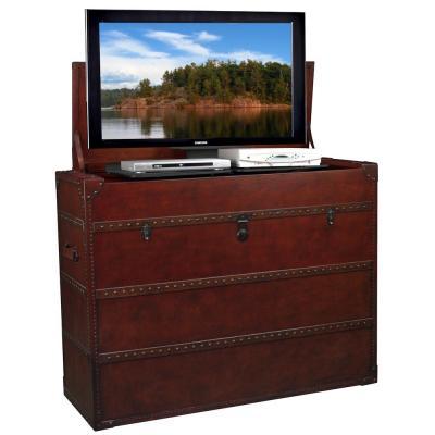 Antiquity TV Lift Cabinet