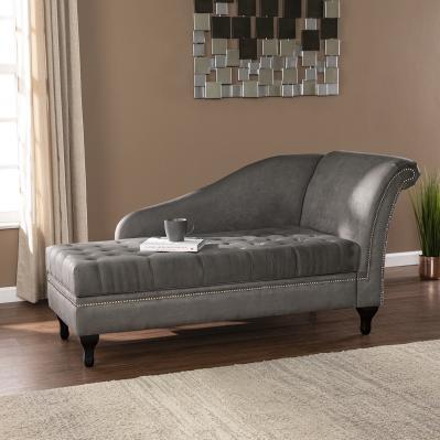 Avalonia Chaise Lounge w/ Storage