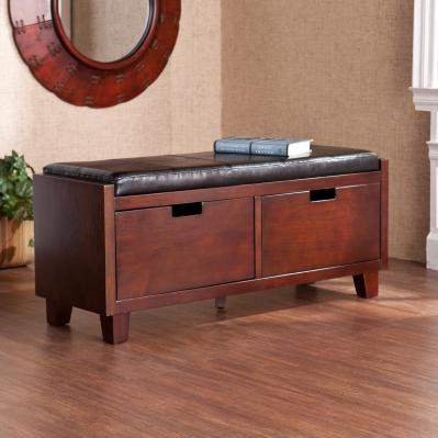 Capistrano 2-Drawer Bench