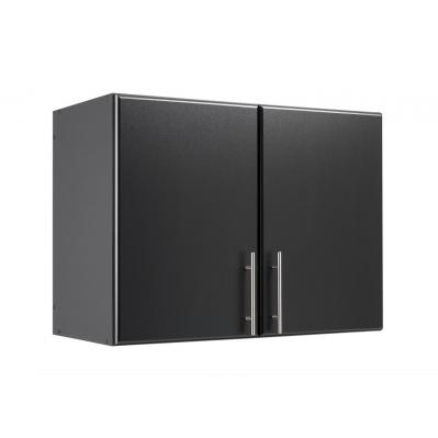 Elite Black 32� Stackable Wall Cabinet