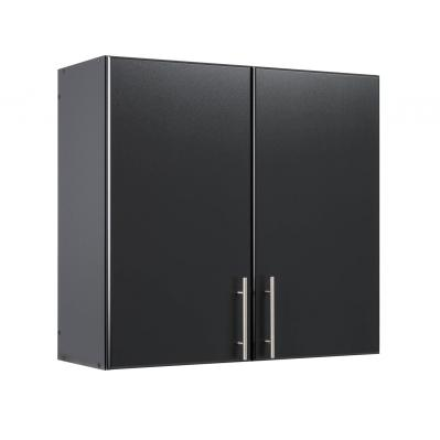 Elite 32î Wall Cabinet, Black