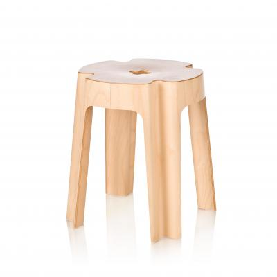 Bloom Stool - Birch