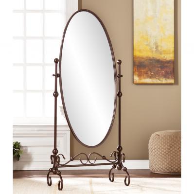 Lourdes Cheval Mirror