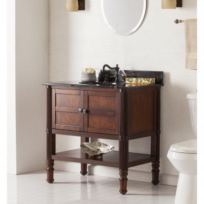 Beckingham Bath Vanity Sink w/ Marble Top
