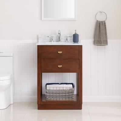 Lellerman Italian Marble Bath Vanity Sink