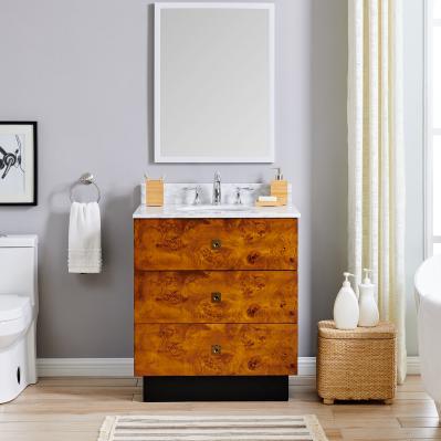 Betlow Marble Top Vanity Sink