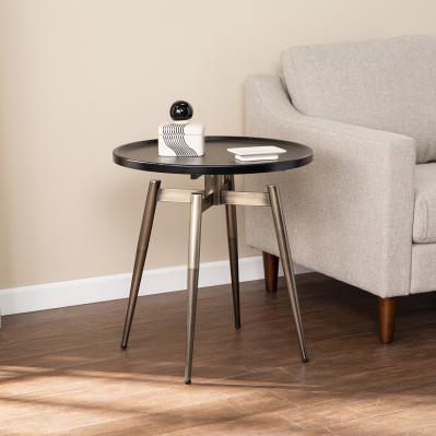 Lockmere Midcentury Modern End Table
