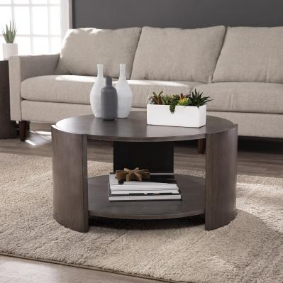 Arkendale Round Contemporary Cocktail Table