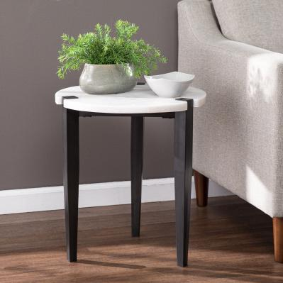 Morganza Round End Table