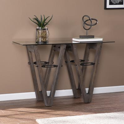 Garrinston Reclaimed Wood Console Table