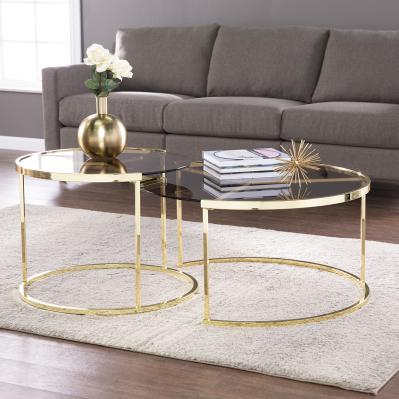 Martley 2pc Nesting Cocktail Table Set