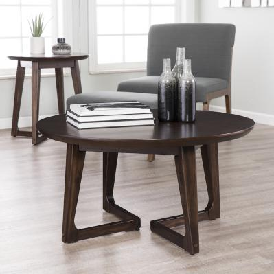 Meckland Round Cocktail Table
