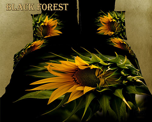Dolce Mela - Black Forest - Queen Size