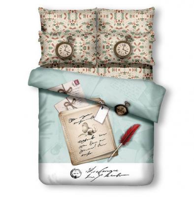 Duvet cover set Luxury Twin bedding Dolce Mela DM500T