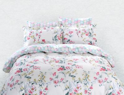 Duvet cover set Luxury Queen bedding Dolce Mela DM600Q