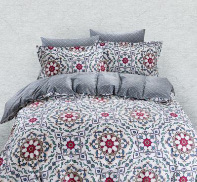 Duvet cover set Luxury Queen bedding Dolce Mela DM634Q